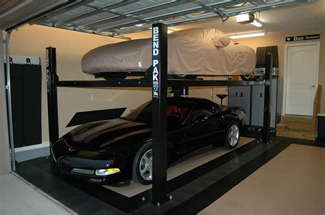 home garage lift any diyer s an ez car lift american motoring