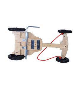 runna gokart from the wooden toybox