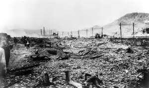 Hiroshima and Nagasaki Effects Today