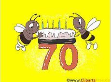 Geburtstagskarten Glückwünsche selbst gestalten zum 70