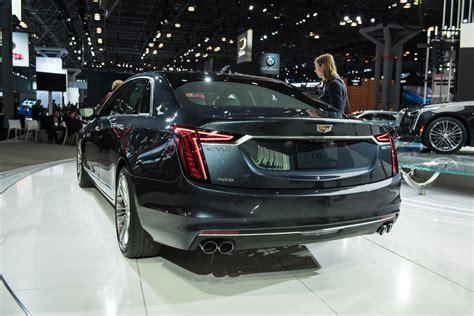 2019 Cadillac Ct6 Refresh