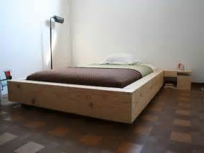 Platform Bed Plans by Diy Platform Bed Plans Woodworking Projects