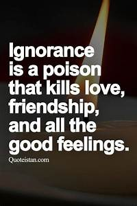 Image Gallery ignorance quotes