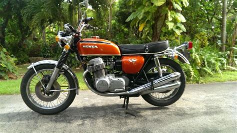 buy vintage 1972 honda cb750k2 four excellent condition on 2040motos