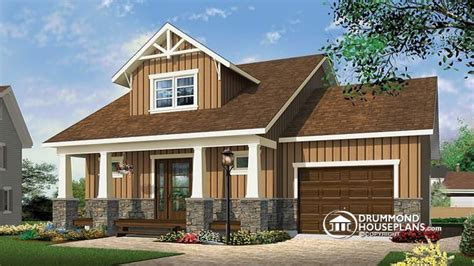 Rustic Open Floor House Plans Small House Plans With Open