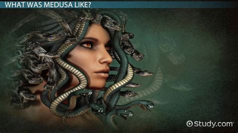 Medusa Lesson for Kids: Story & Facts - History Class ...
