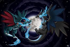 Pokemon Mega Charizard X Wallpaper (80+ images)
