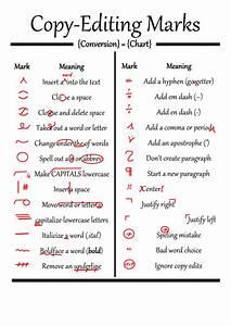 Free Printable Resume Copy Editing Marks Cheat Sheet Printable Pdf Download