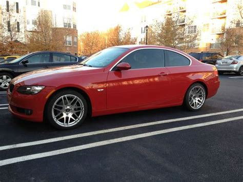 Sell Used 2007 Bmw 328xi Coupe Manual, 52k Miles, Clean