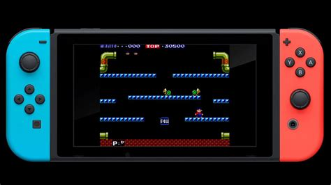 Nintendo Will Release Its Classic Arcade Games On Switch