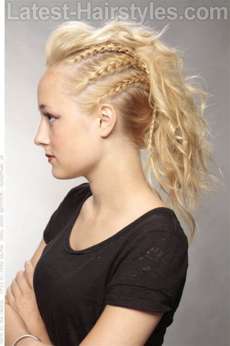 side hair braid styles 36 braid hairstyles for 2018 5627