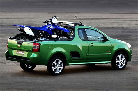 Chevrolet Montana by Tuning Cars And News Chevrolet Montana Custom