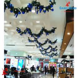 ideas about ceiling decorations for christmas easy diy christmas decorations