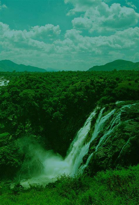 Shivanasamudra Falls | Gaganachukki falls and Barachukki falls