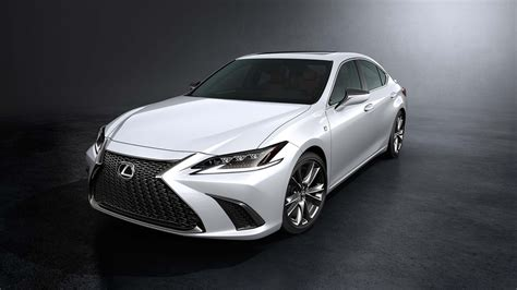 lexus es  xv es seventh generation china