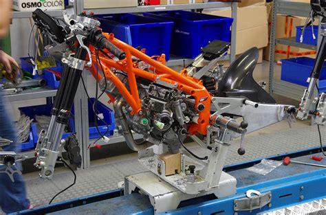 building  moto bike ktm blog