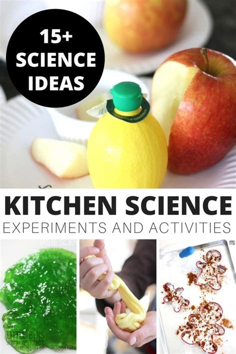 Kitchen Science Fair Experiments by 15 Kitchen Science Experiments And Activities