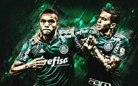 Download wallpapers Dudu, Miguel Borja, green stone, goal ...