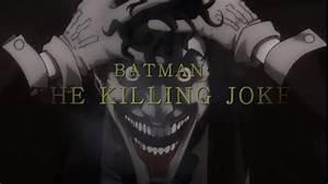 アニメ「Batman: The Killing Joke」 - 12分間のスニークピーク映像 & アニメシーンを ...