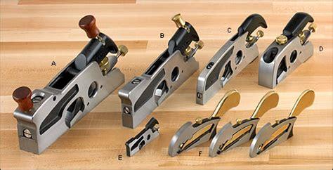 veritas shoulder planes lee valley tools woodworking