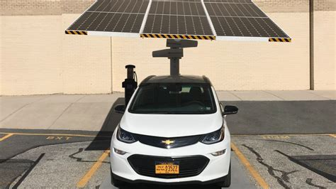 Electric Car Chargers In Nyc Hit Milestone 500th At Bronx