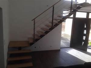 Escalier 3 4 Tournant : escalier 1 4 tournant avec palier limage 39 ination ~ Dailycaller-alerts.com Idées de Décoration