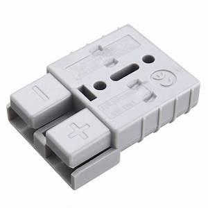 Excellway U00ae 50a Anderson Style Plug Power Plug Exterior