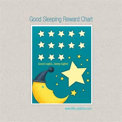 good sleeping moon reward chart  reward chart