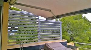 Brise Vue En Alu : brise vue a lames orientables fermeture de terrasse marseille alu service ~ Melissatoandfro.com Idées de Décoration