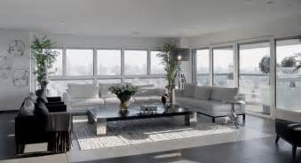 home interiors modern white and gray apartment interior design by lanciano design home building furniture