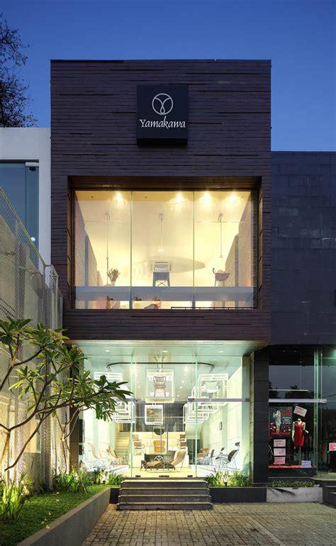 Yamakawa Rattan showroom by Sidharta Architect, Jakarta