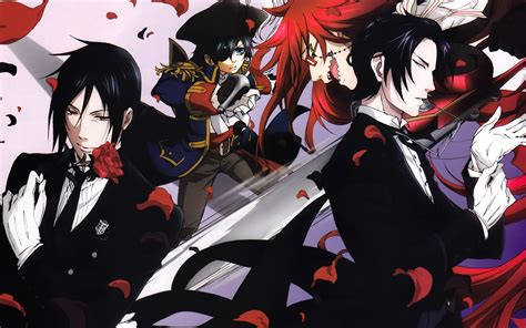 Anime Wallpaper Black Butler - anime black butler wallpaper 1920x1200