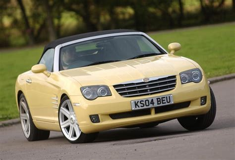 Chrysler Crossfire Reliability by Used Chrysler Crossfire Review 2003 2008 Reliability