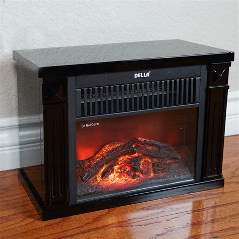 fireplace space heater tabletop infrared space heater effect portable mini