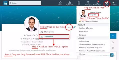 Export Resume From Linkedin by How To My Resume From Linkedin Quora