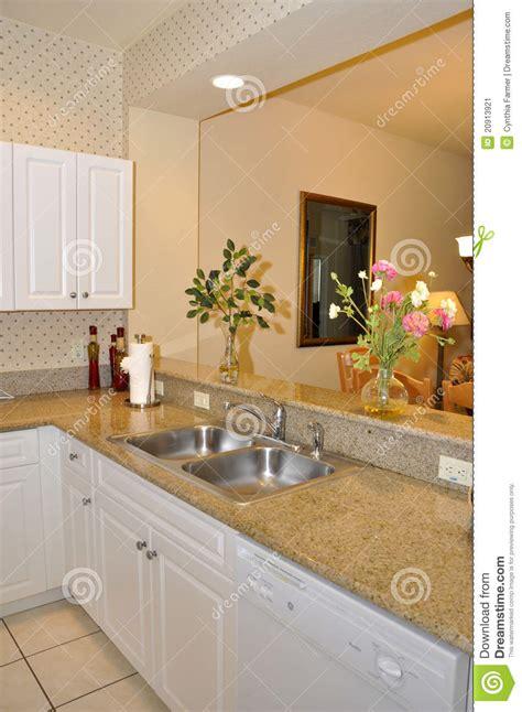 petites cuisines modernes cuisine moderne image stock image 20913921