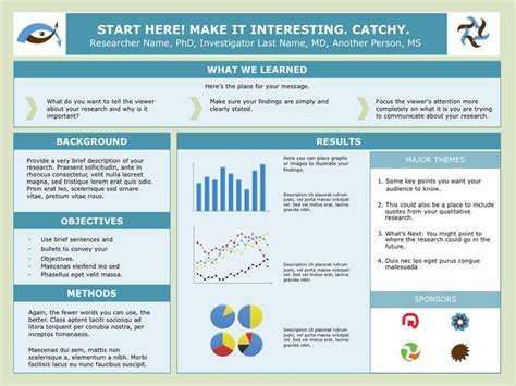 Research Poster Template Best 25 Poster Templates Ideas On Poster