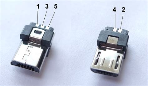 usb diy connector shell type b plug usbub diy