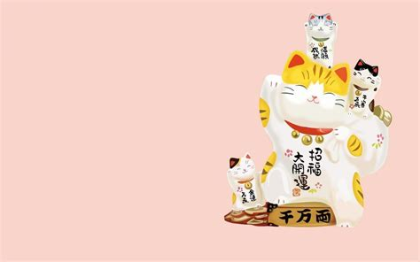 lucky cat iphone wallpapers top  lucky cat iphone