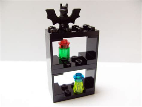 bricker detal lego  panel      hollow studs
