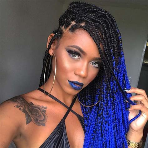 black braided hairstyles  copy   beauty