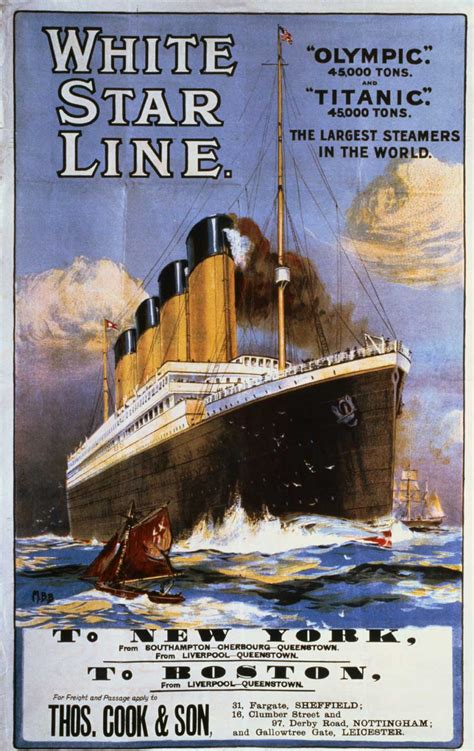 Titanic Boat Poster by Titanic History Facts And Stories Titanic Belfast