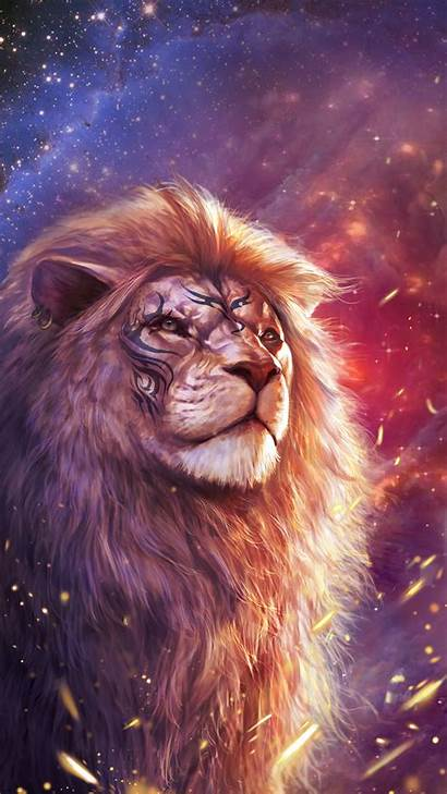 Lion Cool Tattoo Totem Wallpapers Android Lions