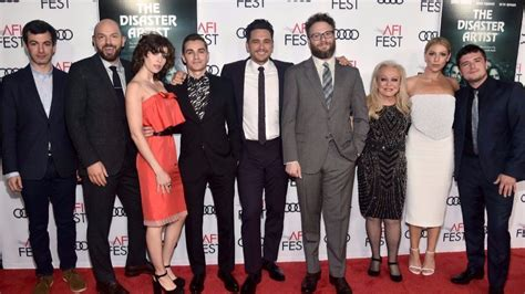 paul scheer gif disaster artist disaster artist stars talk sexual harassment and turning