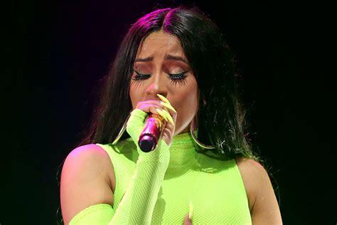 Cardi B Cancels Concert After Plastic Surgery Complications