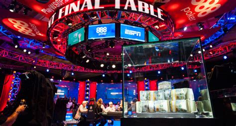 wsop main event final table 2017 world series of poker viewership best of poker