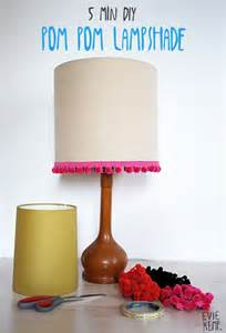 DIY Lamp Shade Crafts