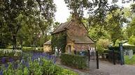 Fitzroy Gardens, Attraction, Melbourne, Victoria, Australia