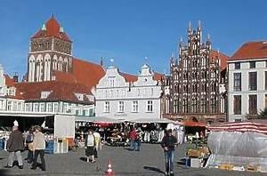 Stadt Greifswald Stellenangebote : quermania greifswald unesco weltkulturerbe mecklenburg vorpommern ausflugsziele und ~ Orissabook.com Haus und Dekorationen