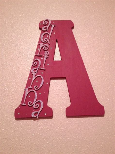 diy wooden letters  hobby lobby acrylic paint hot